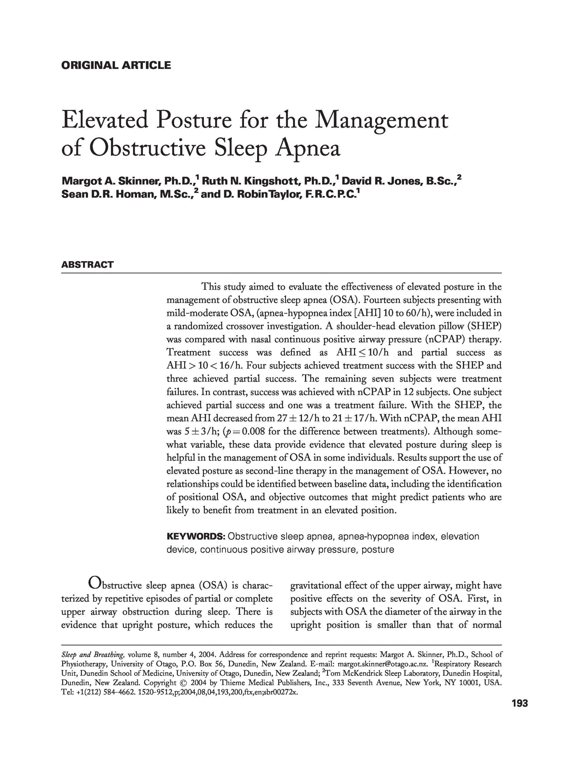 Elevated Posture for the Management page 0 scaled