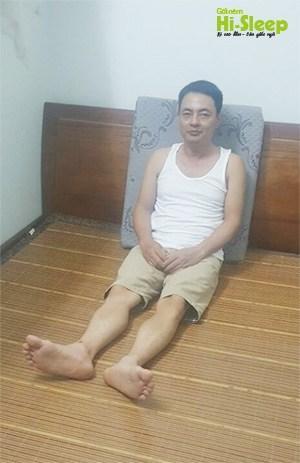 Anh Hoàng Minh Phương chia sẻ về bệnh trào ngược dạ dày