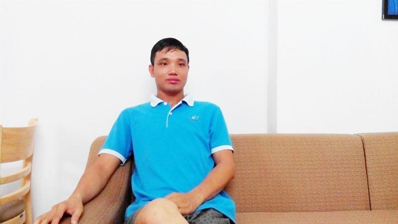 anh Lê Xuân Khánh, 32 tuổi (Quận Tân Bình - Hồ Chí Minh)