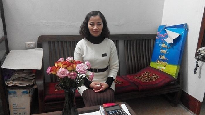 Cô Ngân ở Nghệ An đã mắc trào ngược 7 năm
