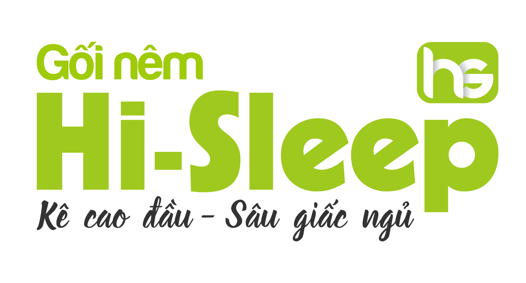 Gối nêm Hi-Sleep