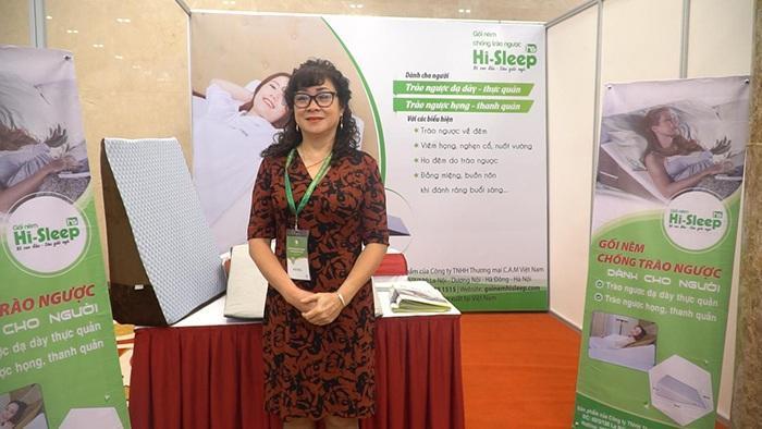 TS Nguyễn Thị Quỹ - Nguyên Trưởng phòng nội soi tiêu hóa BV Đa khoa Xanh Pôn, Phó chủ tịch Hội tiêu hóa thành phố Hà Nội
