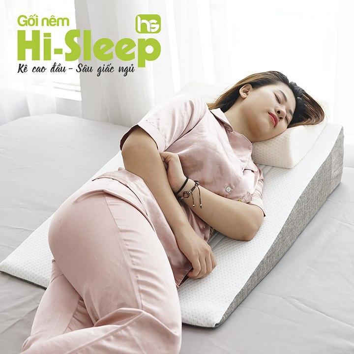 Tư thế ngủ tốt nhất cho người trào ngược dạ dày là kết hợp tư thế ngủ nghiêng trái và tư thế ngủ dốc