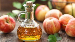 Giấm táo giúp làm giảm cảm giác nóng rát do trào ngược