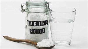 Uống nước baking soda giúp trung hòa lượng acid trong dạ dày