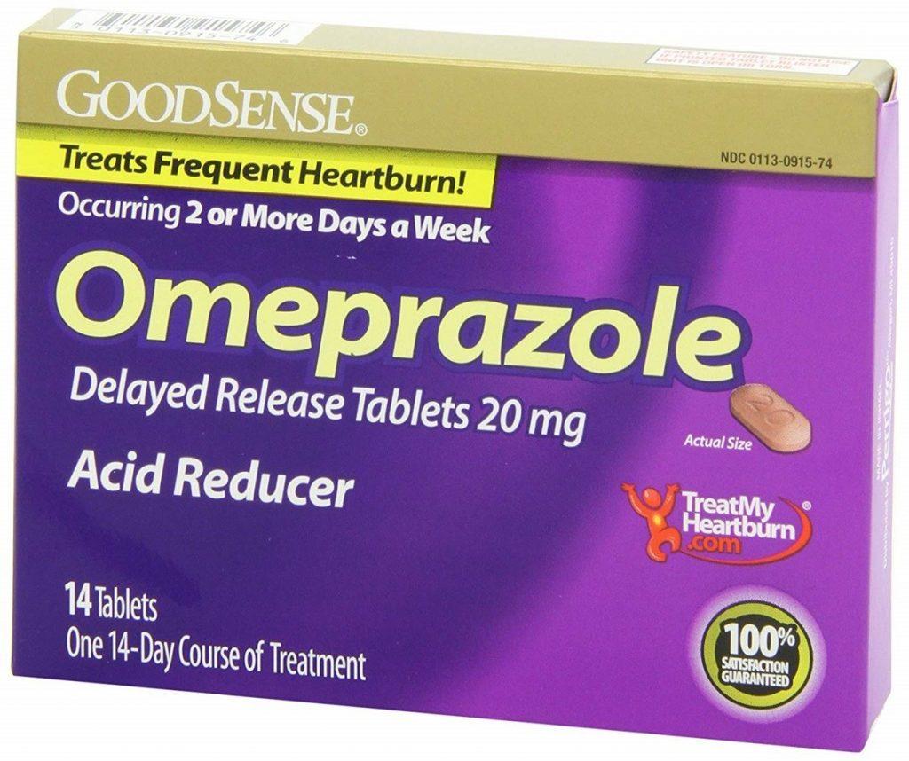 thuoc giam tiet acid da day Omeprazole kr