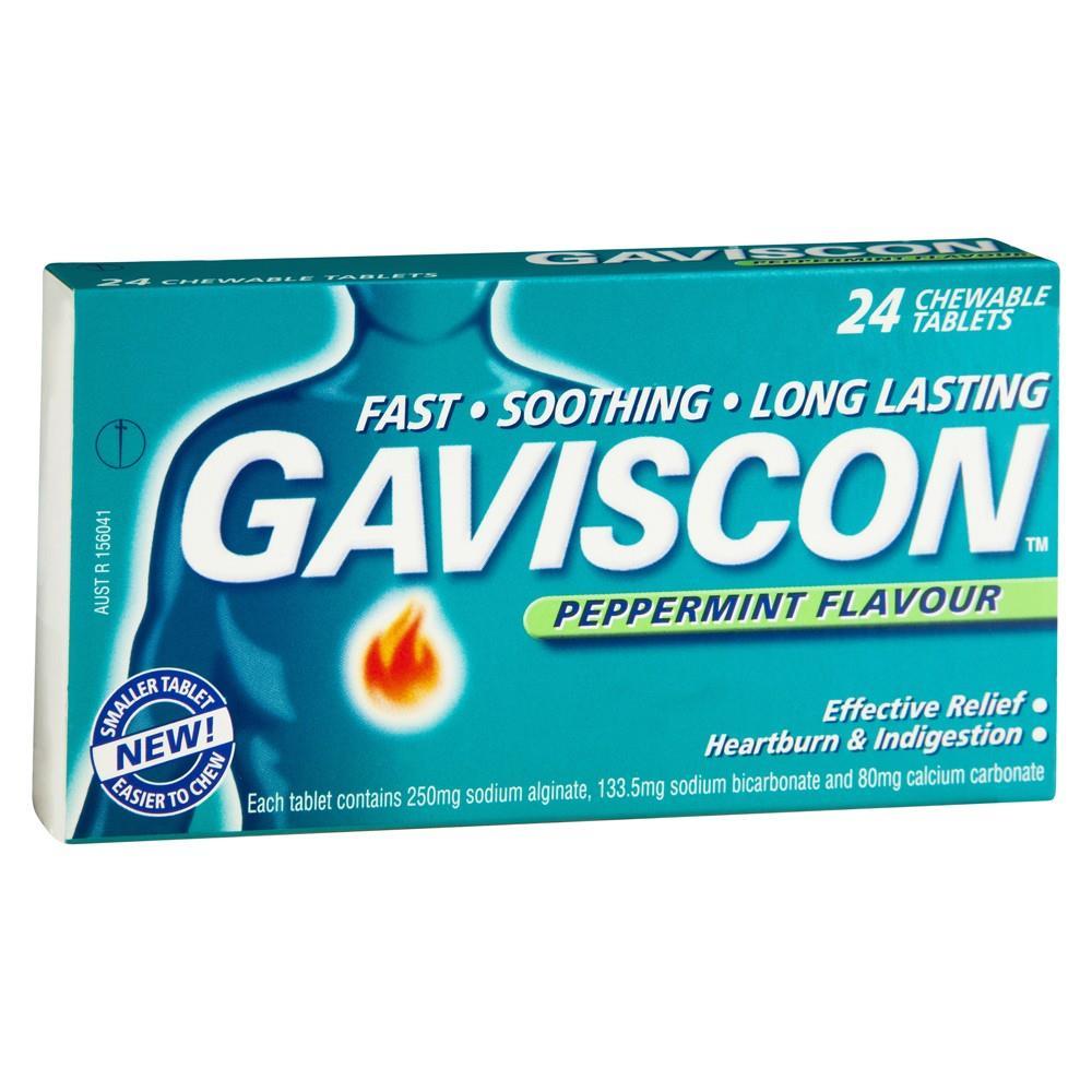 thuoc tao lop be khang acid da day Gaviscon kr