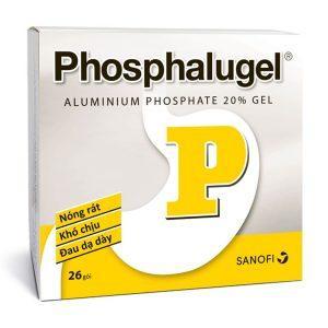 Thuốc trung hòa acid dạ dày Phosphalugel
